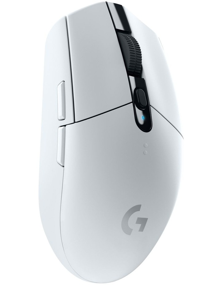 Logitech G305 White Wireless Gaming Mouse image 3
