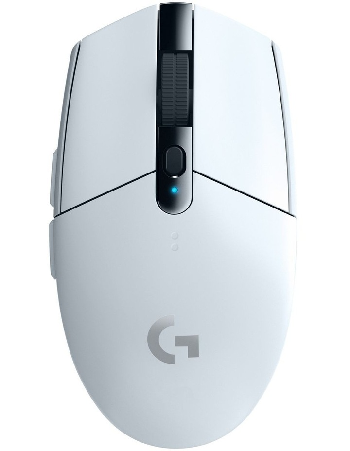 Logitech G305 White Wireless Gaming Mouse image 4