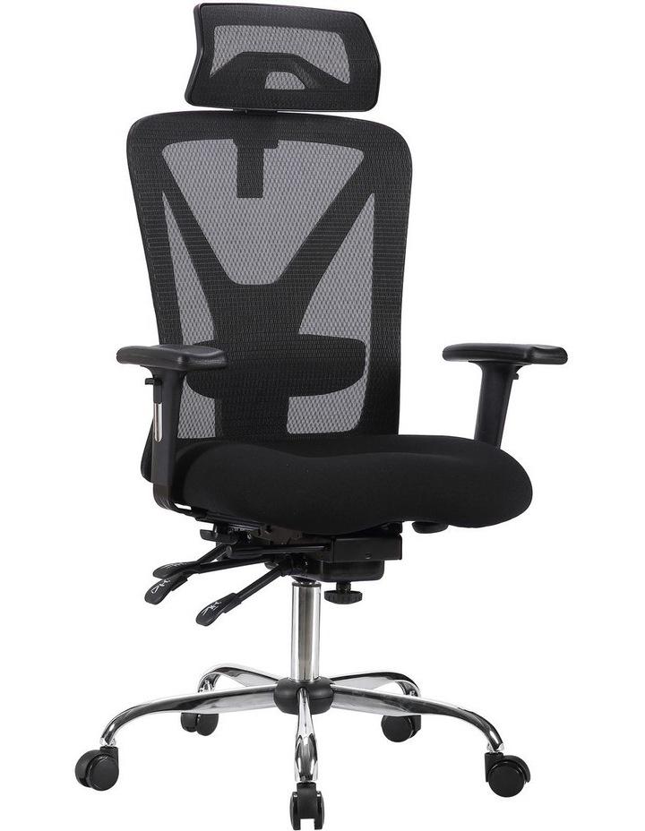 Diamond Executive Office Chair Black image 1