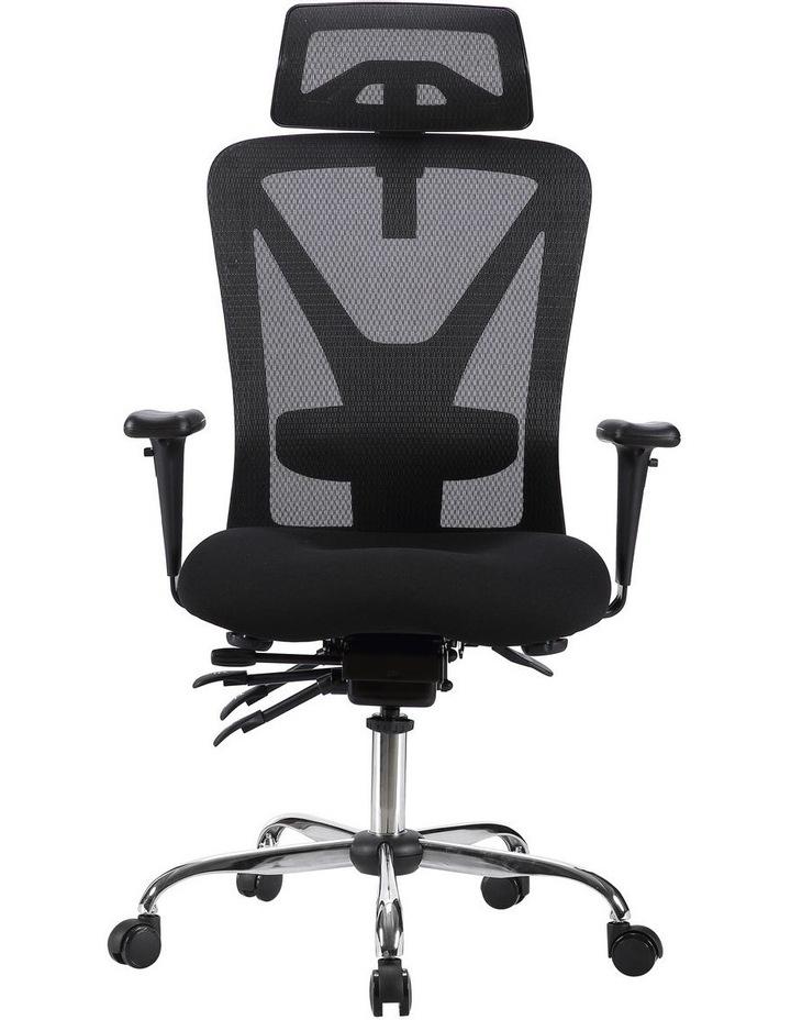 Diamond Executive Office Chair Black image 2