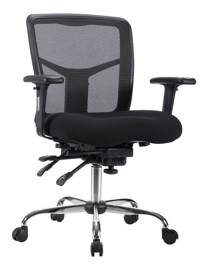 Diamond Manager Office Chair Black image 1