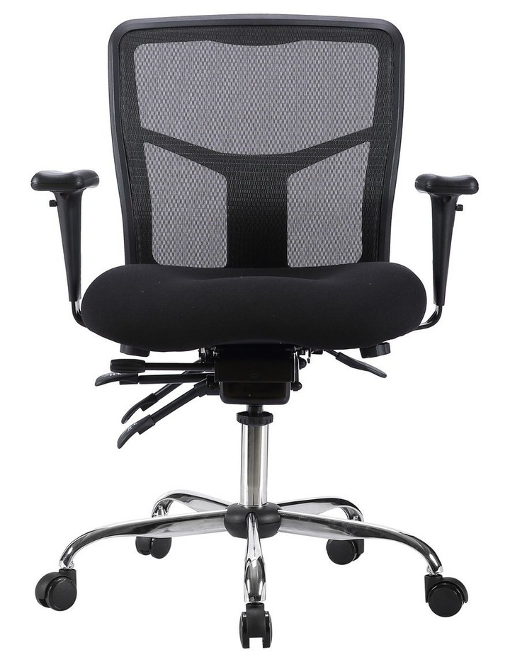 Diamond Manager Office Chair Black image 2