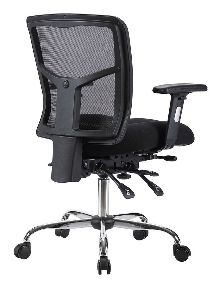 Diamond Manager Office Chair Black image 3