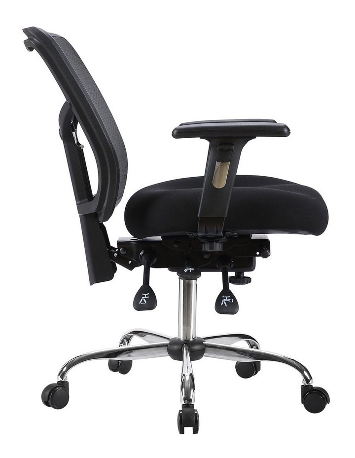 Diamond Manager Office Chair Black image 4