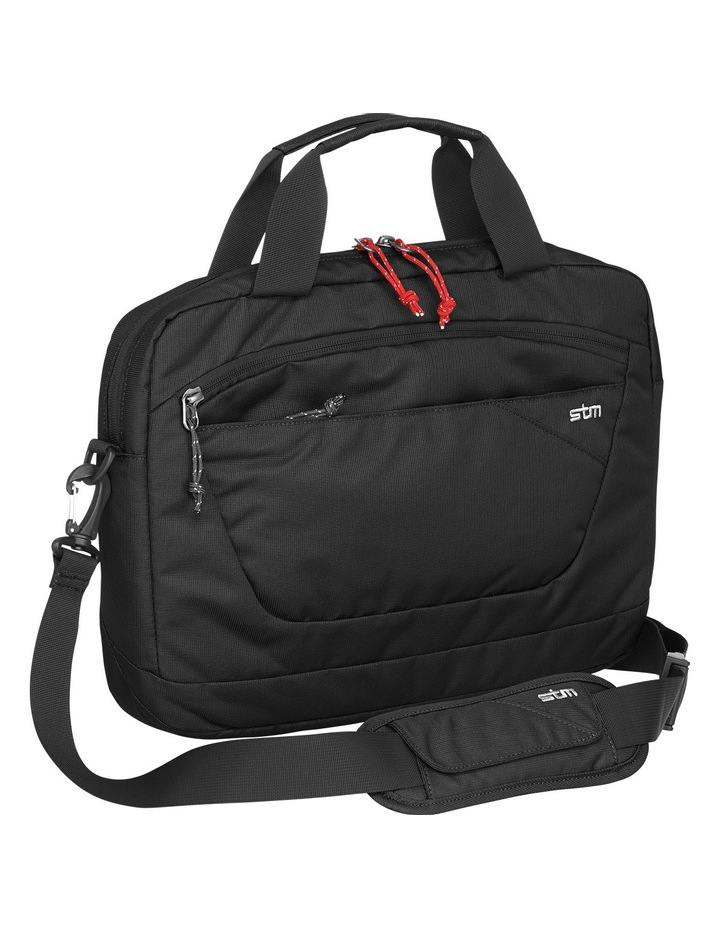 Swift 15in Laptop Bag - Black image 1