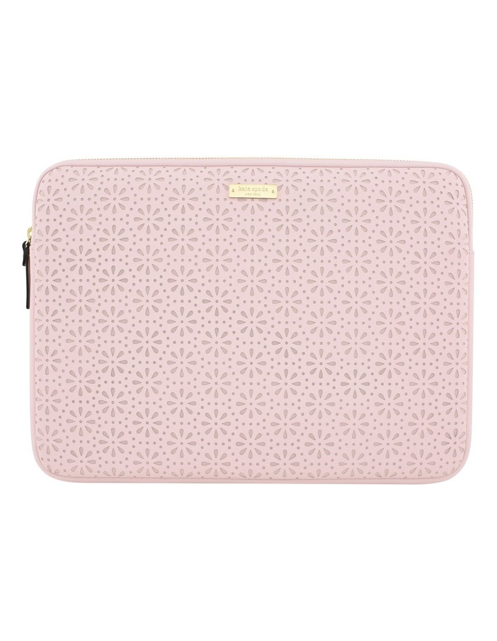 best website d352b 4d5bb Kate Spade New York Perforated Sleeve for Macbook 13in - Pink