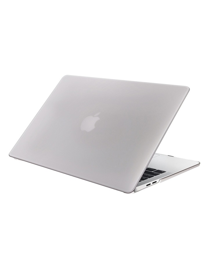 buy online a394f b4036 UNIQ Husk Pro Case for MacBook Pro 13 inch - Frost Clear