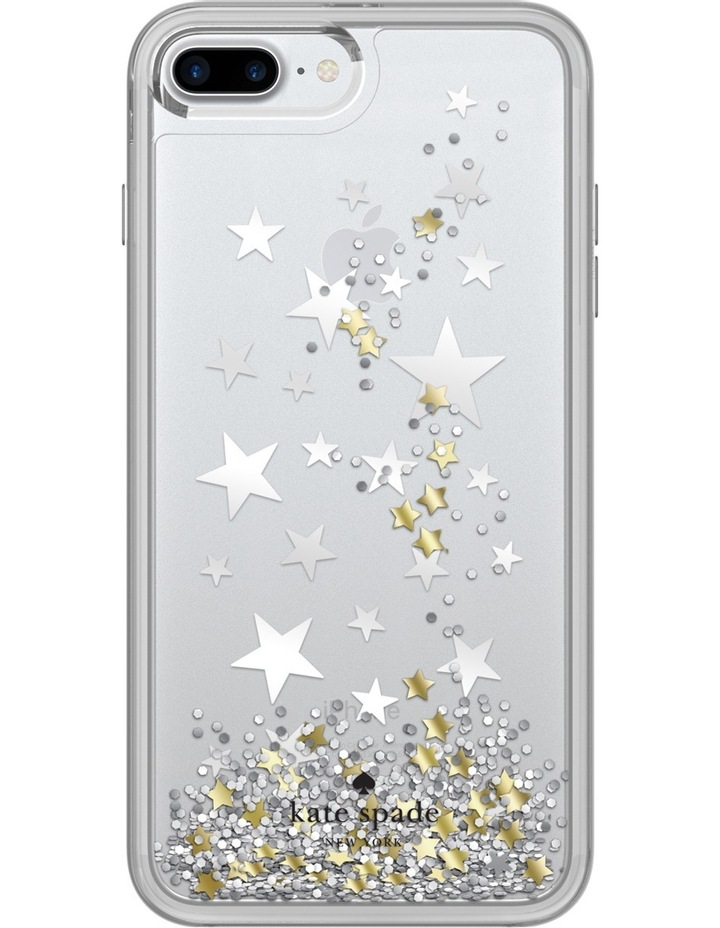 5bba75ddb65 Case for iPhone 8 Plus   7 Plus - Liquid Glitter Stars image 1