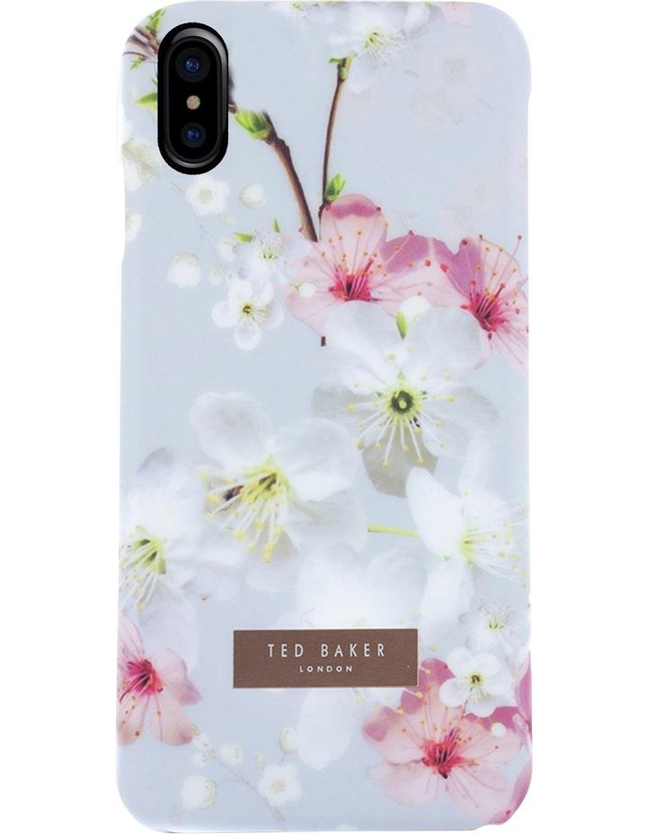new arrival cbea7 4422c Case for iPhone X - Saoir Oriental Blossom