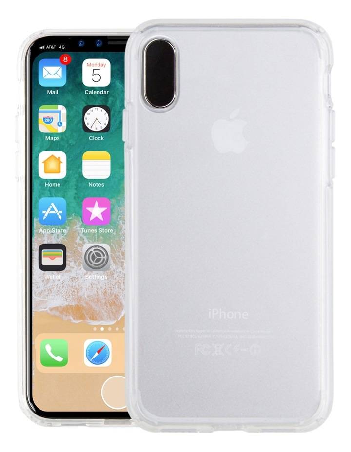 LifePro Extreme Case for iPhone X - Crystal Clear image 1
