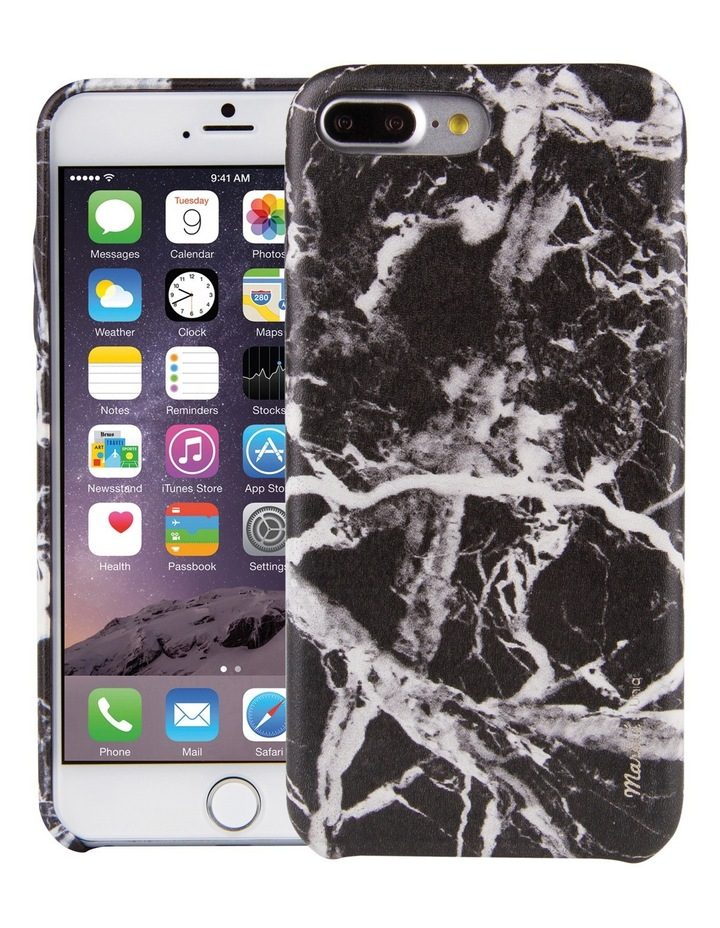 Bodycon Case for iPhone 8 - Midnight Black image 1