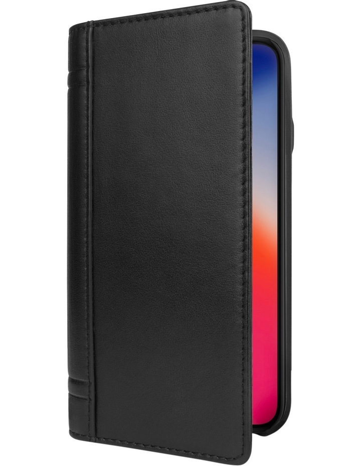 Journal Case for iPhone X  - Black image 2