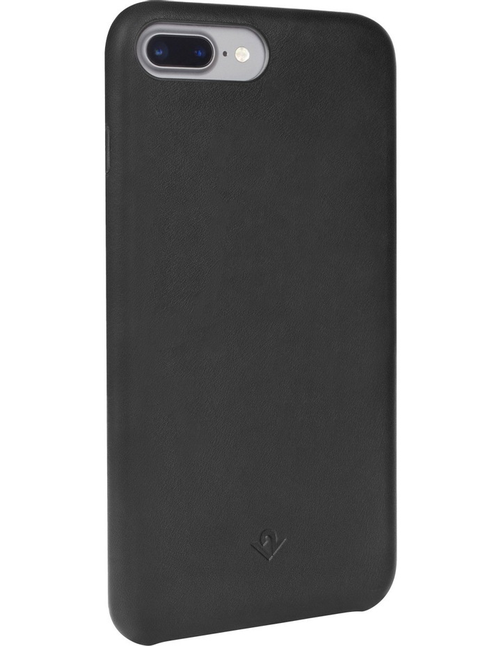 separation shoes 55b5b 13afe Twelve South Relaxed Leather Case for iPhone 8 Plus / 7 Plus - Black