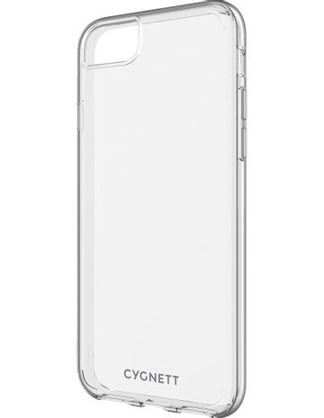 5ef55f11d7b CygnettAeroShield Case iPhone 8 / 7 / 6s / 6 - Crystal. Cygnett AeroShield Case  iPhone 8 / 7 / 6s / 6 - Crystal