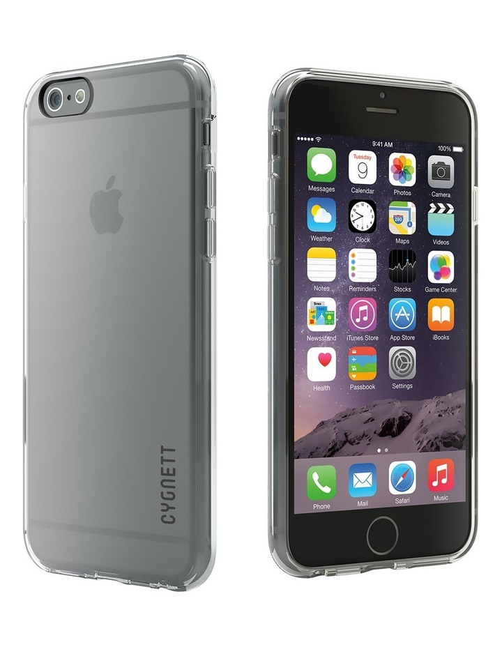 AeroShield Case iPhone 8 / 7 / 6s / 6 - Crystal image 5