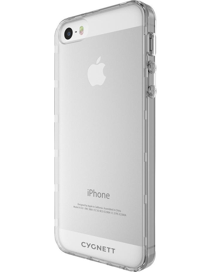 AeroShield Case iPhone SE / 5s / 5 - Crystal image 2