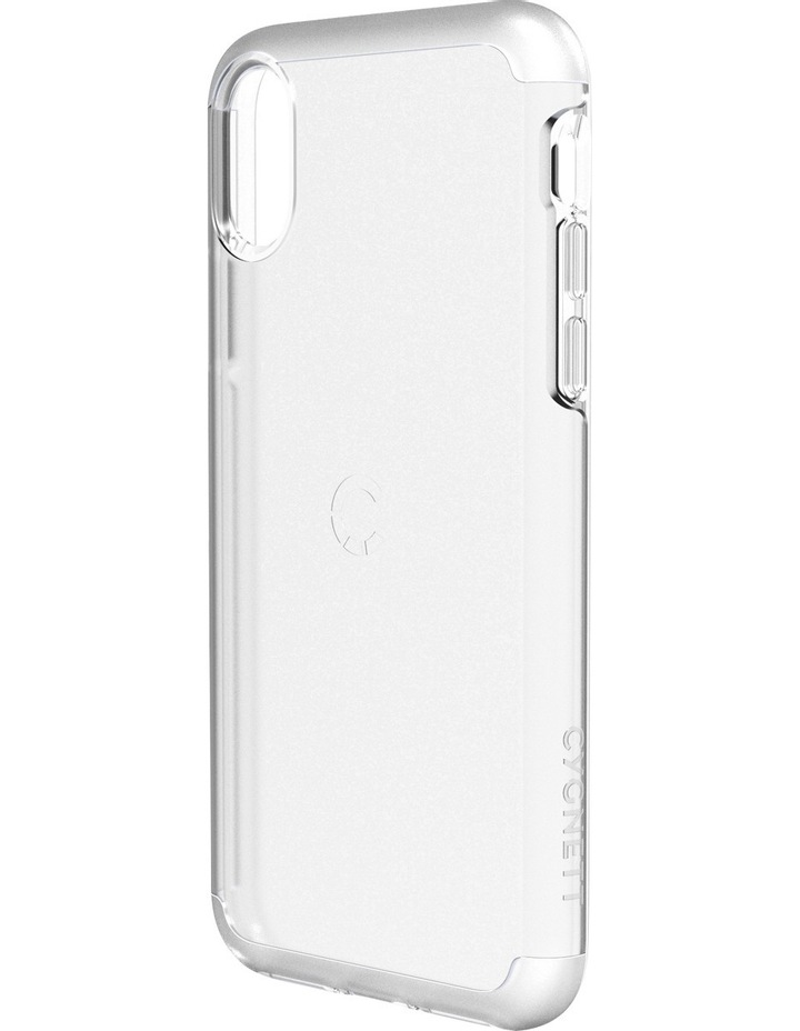 new product d3121 28545 Cygnett StealthShield Case For iPhone X - Crystal