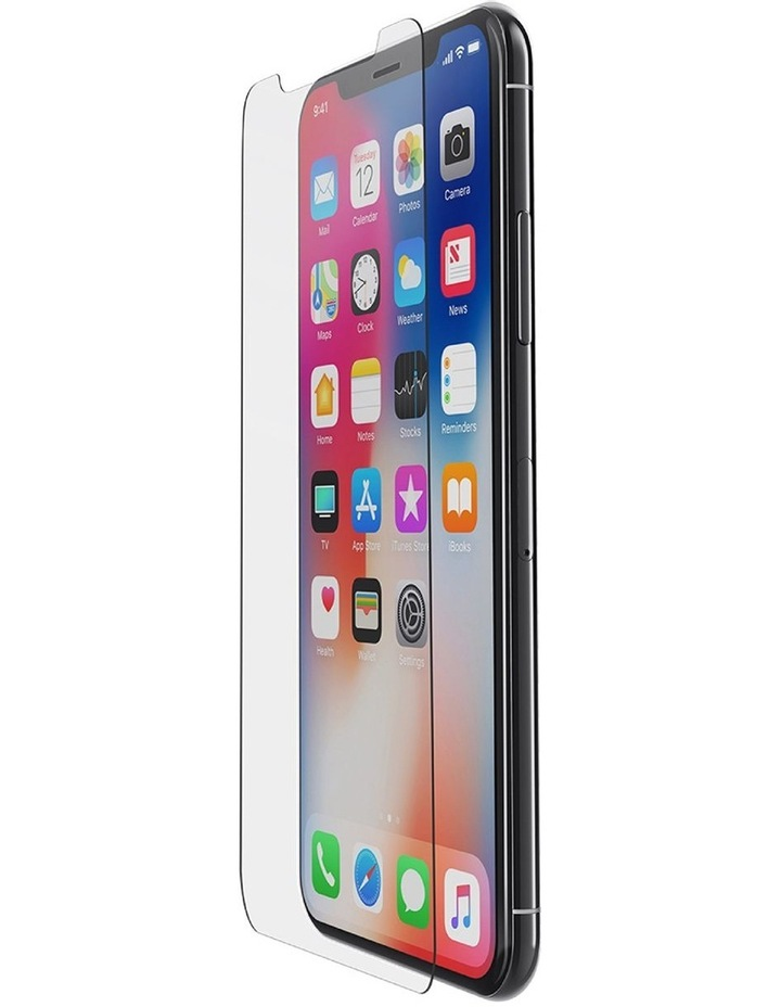 ScreenForce Tempered Glass Screen Protector for iPhone X image 1