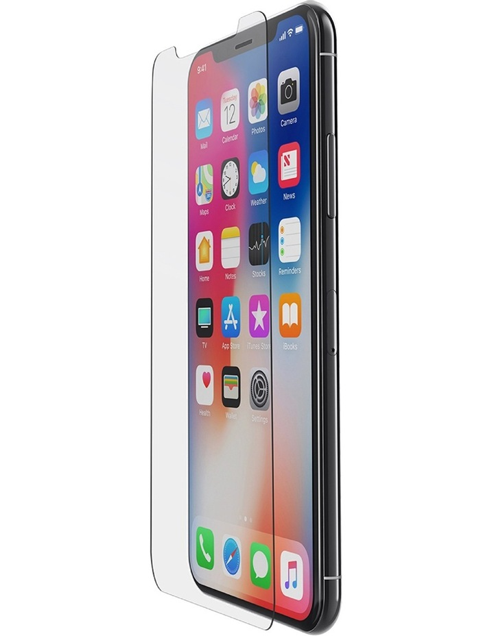 ScreenForce Tempered Glass Screen Protector for iPhone X image 2