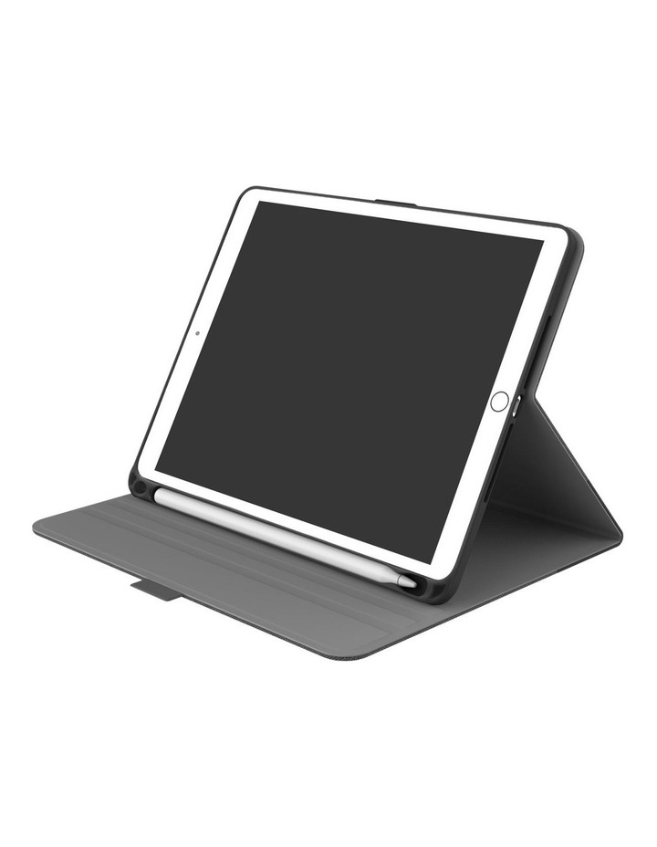 TekView Slimline Multi-View Folio iPad Mini 4 - Grey/Black image 1