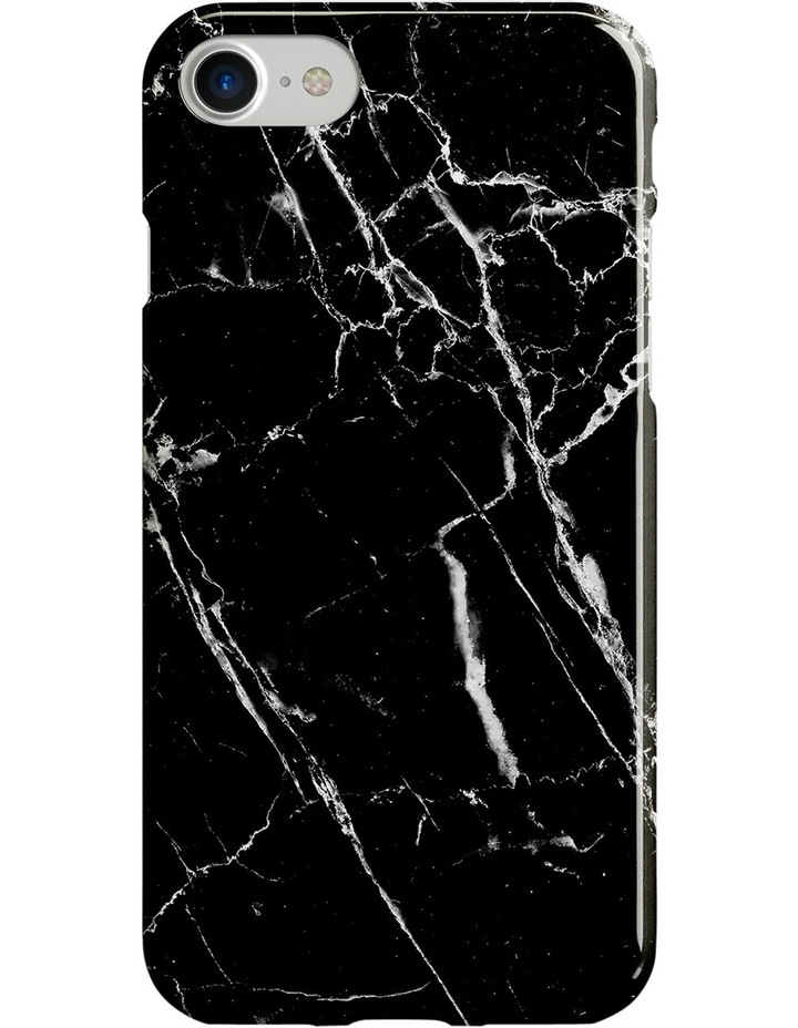 Recover Black Marble Case for iPhone 8/7/6 image 1