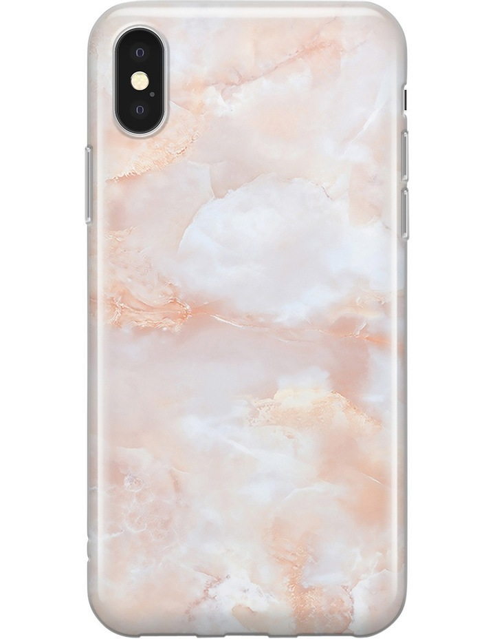 Roses Slim Print iPhone X/Xs Case image 1