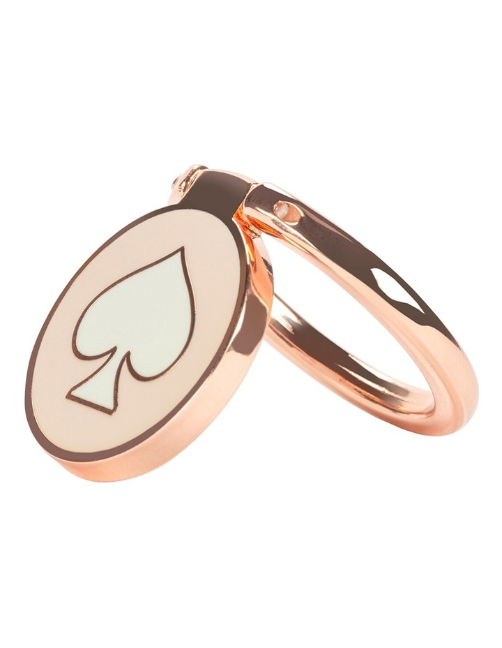 Universal Ring Stand - Spade Blush/Cream/Rose Gold image 4
