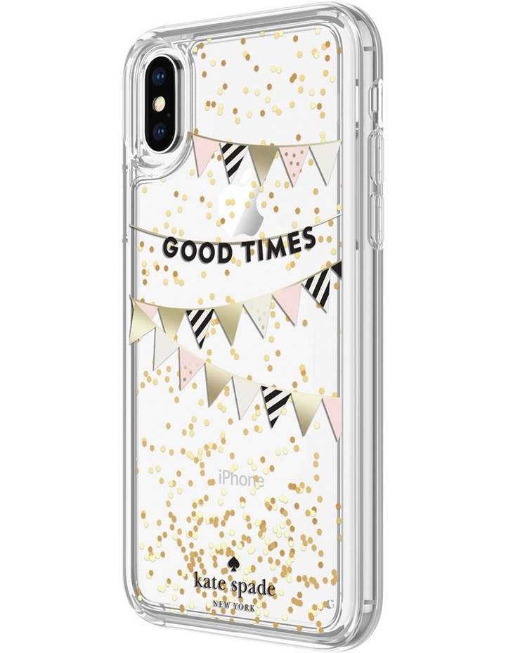 Case for iPhone XR - Liquid Glitter Good Times image 3