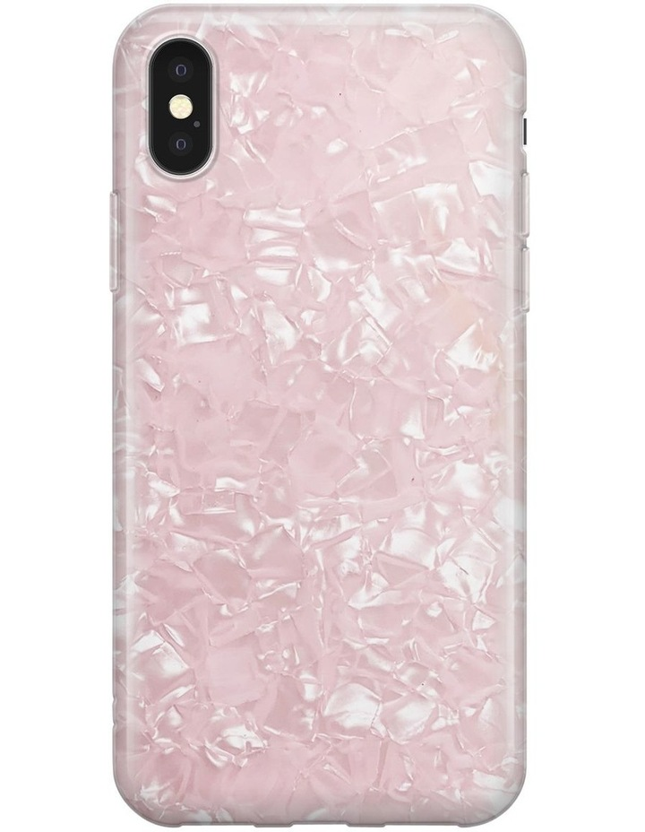 Recover Rose Shimmer Case for iPhone X/Xs image 1