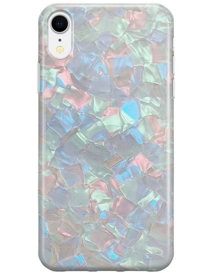 Recover Green Shimmer Case for iPhone XR image 1