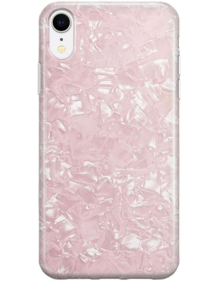 Recover Rose Shimmer Case for iPhone XR image 1