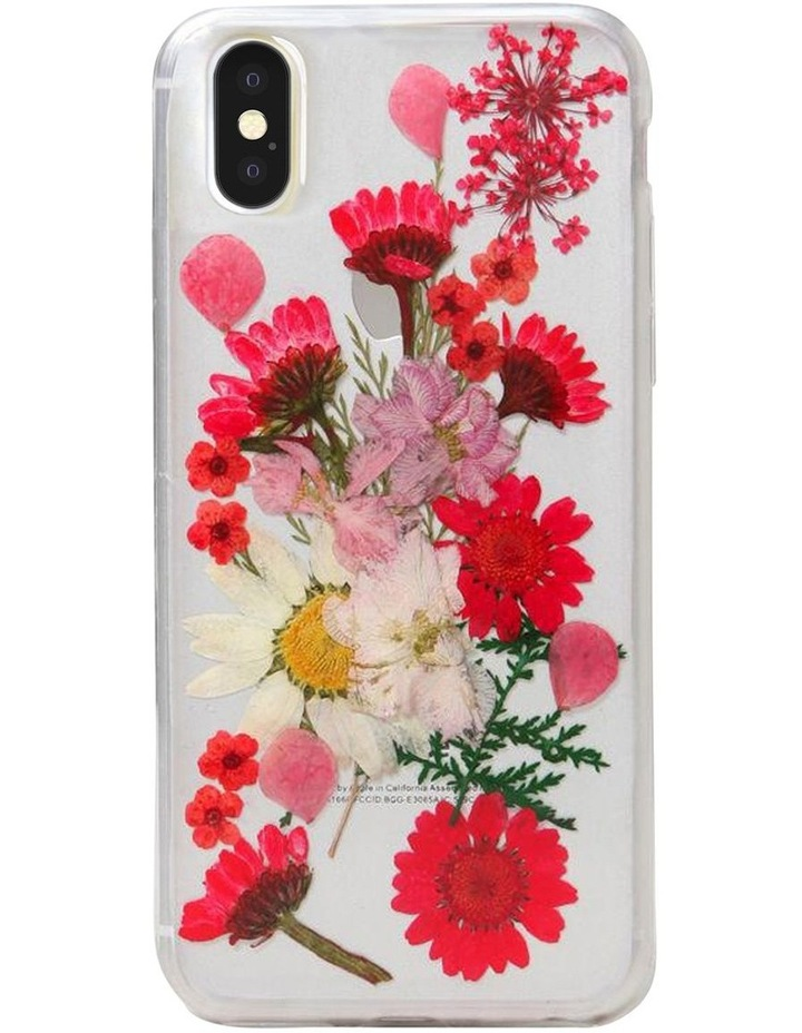 Recover Floral Case for iPhone Xs Max image 1