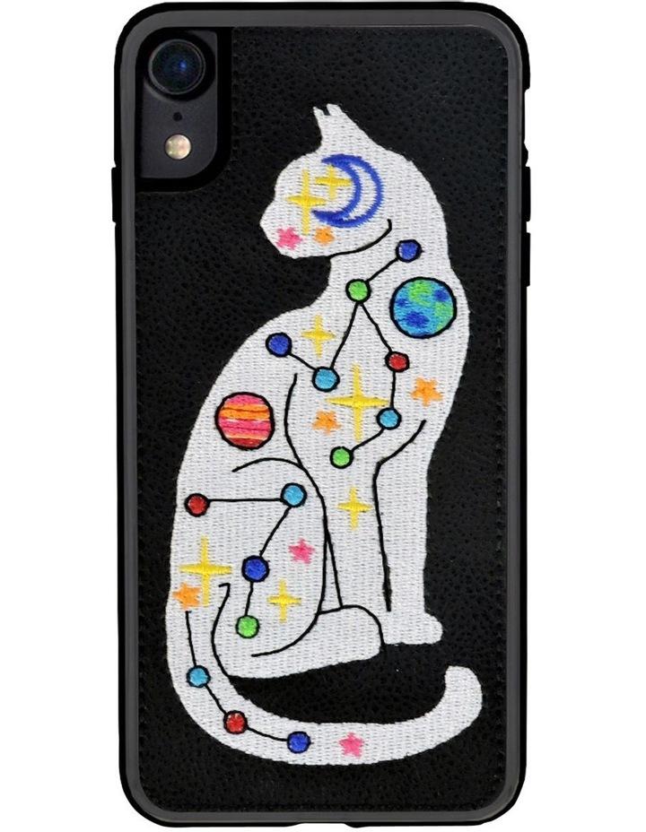 Zero Gravity Cosmic Cat Case for iPhone XR image 1