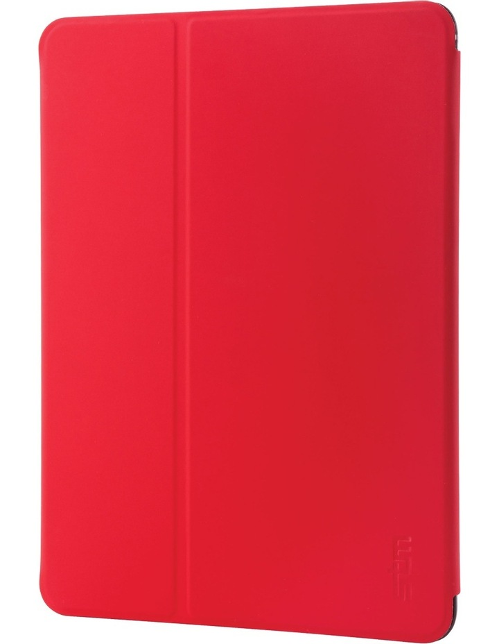 Studio Slim Protective Case iPad Mini 4 - Chili/Smoke image 1