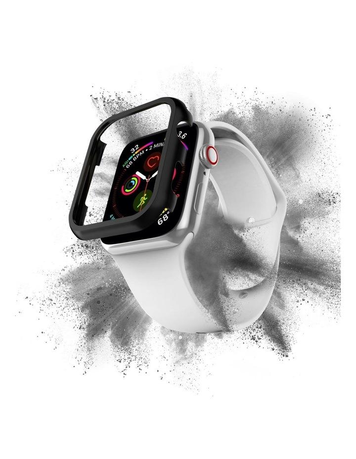 Cygnett ColourShield for Apple Watch 4 40mm- Black image 1