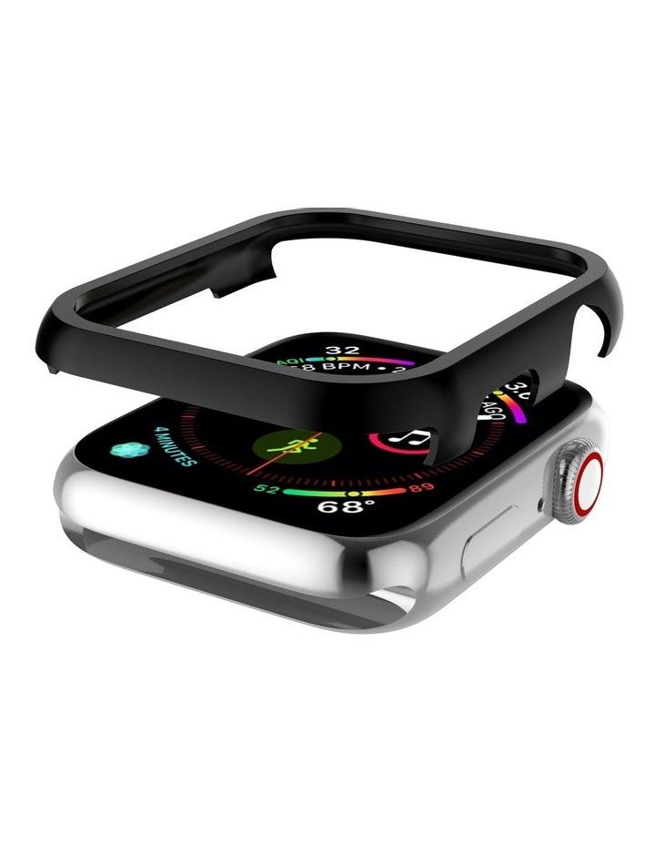 Cygnett ColourShield for Apple Watch 4 40mm- Black image 2