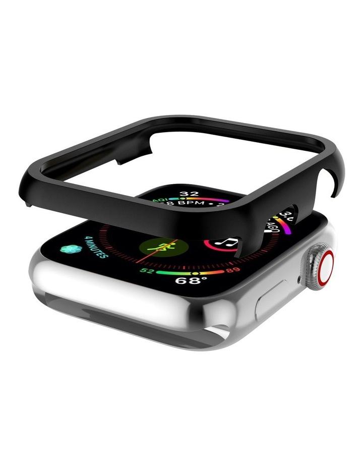 Cygnett ColourShield for Apple Watch 4 44mm Black image 2
