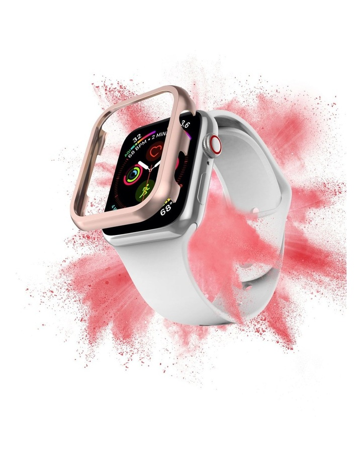 Cygnett ColourShield for Apple Watch 4 44mm - Rose Gold image 1