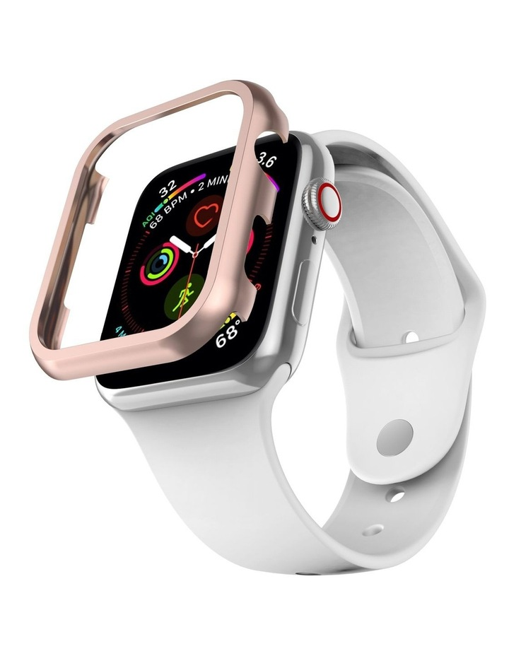 Cygnett ColourShield for Apple Watch 4 44mm - Rose Gold image 4