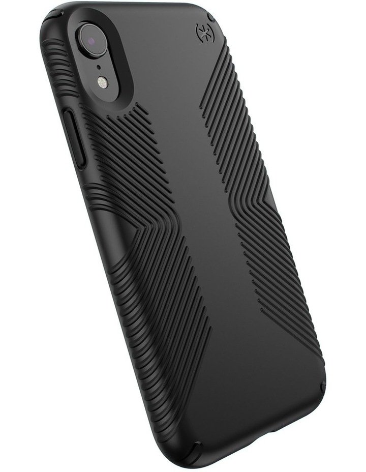 iPhone XR Presidio Grip Black image 1