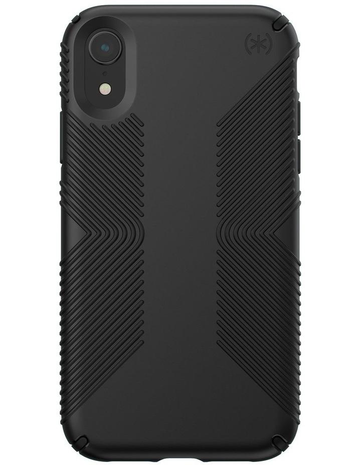 iPhone XR Presidio Grip Black image 2