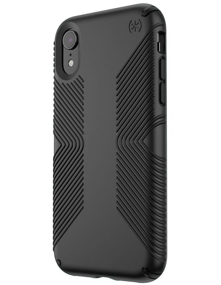 iPhone XR Presidio Grip Black image 3