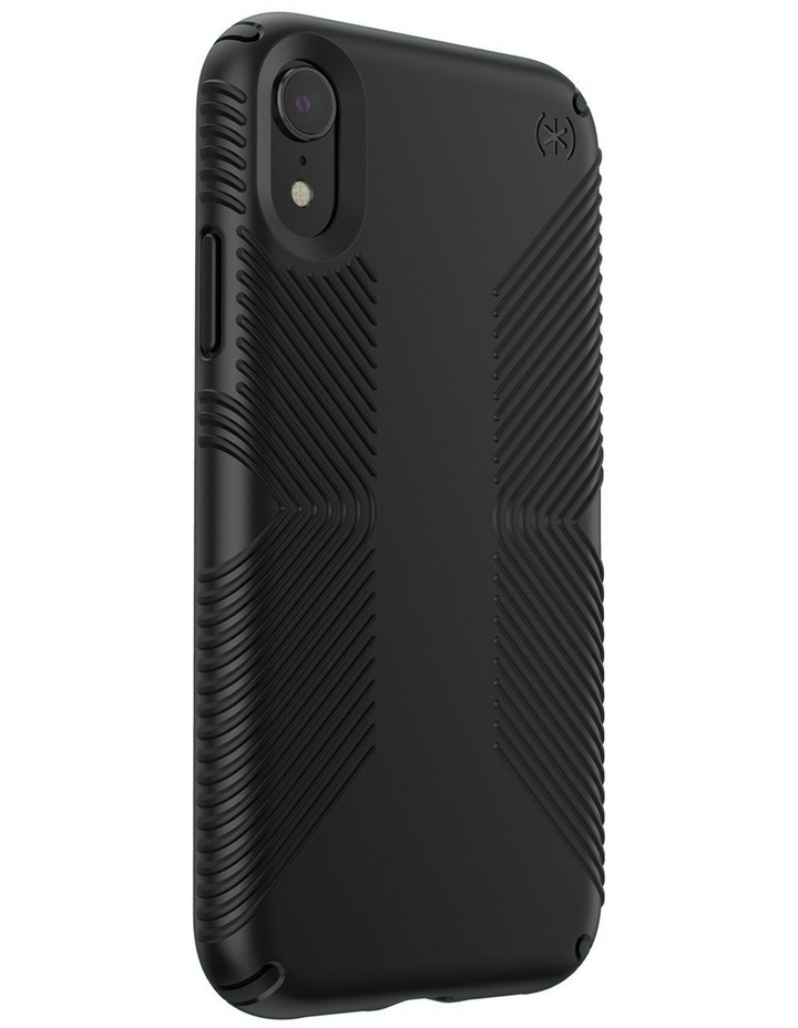 iPhone XR Presidio Grip Black image 4
