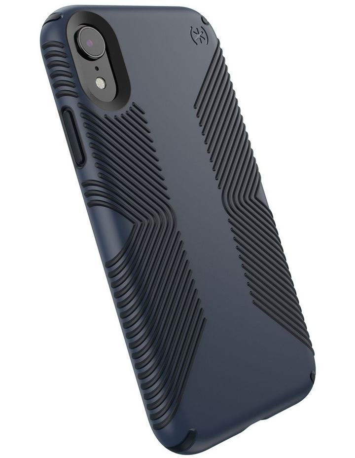 iPhone XR Presidio Grip Blue/Black image 1