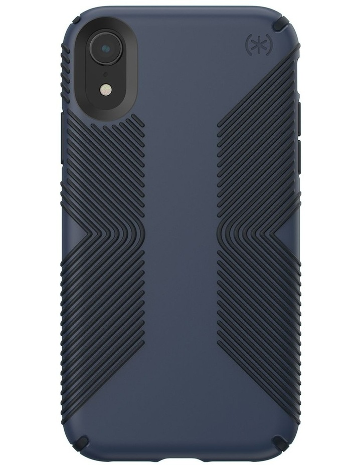 iPhone XR Presidio Grip Blue/Black image 2