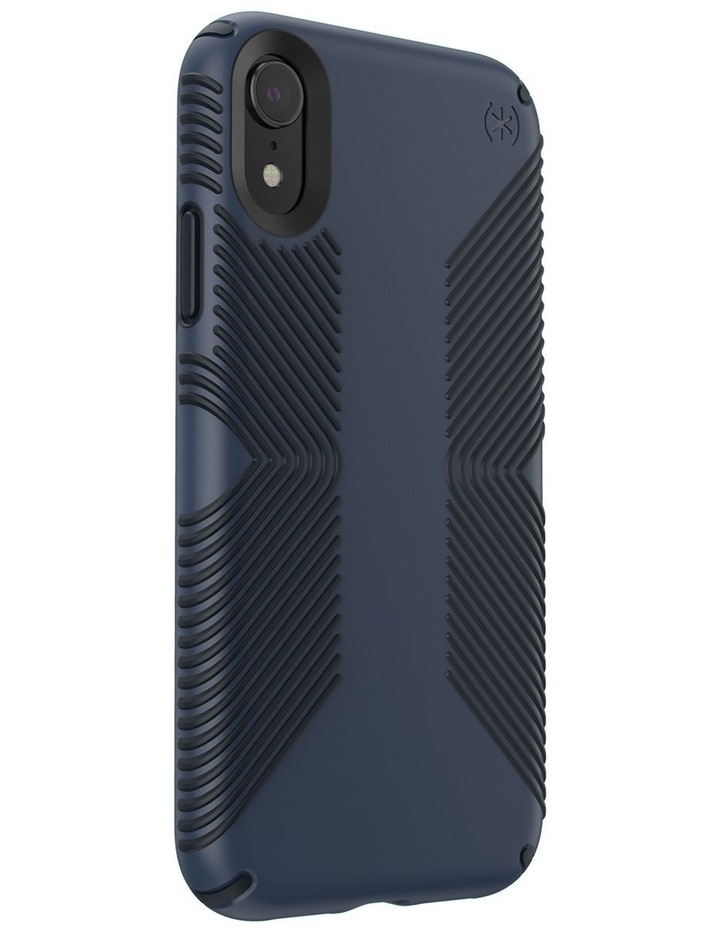 iPhone XR Presidio Grip Blue/Black image 4
