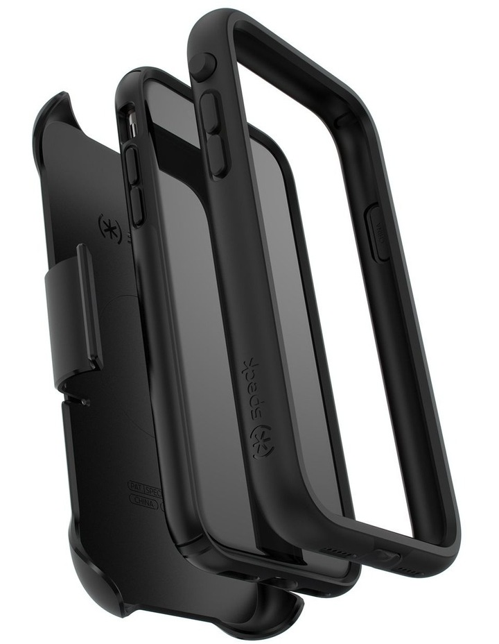 iPhone XR Presidio Ultra Black image 7