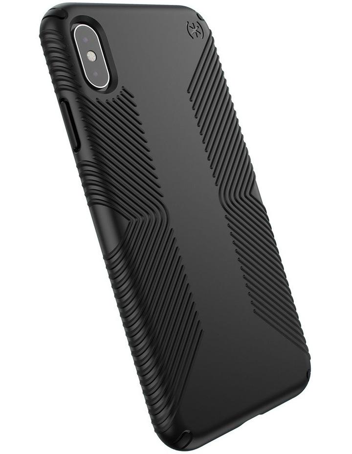 iPhone XS Max Presidio Grip Black image 1