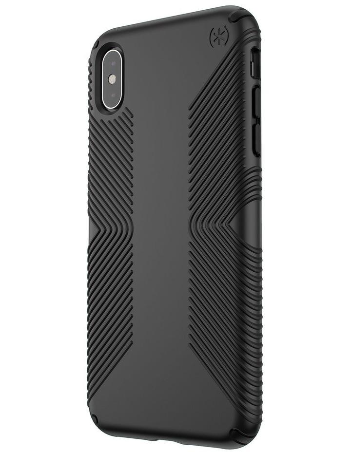 iPhone XS Max Presidio Grip Black image 3