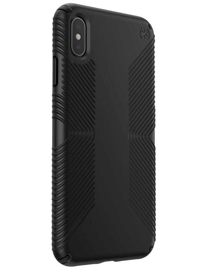 iPhone XS Max Presidio Grip Black image 4